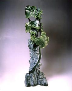 2001作品「絲瓜」
