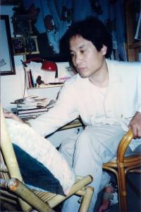 2001榮獲「國家文化藝術基金會」創作獎助